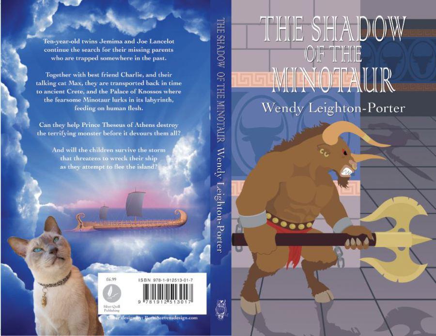 Wendy Leighton Porter The Shadow Of The Minotaur